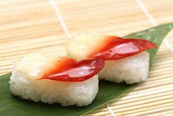 clam-sushi